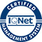 ISO 9001 : 2015 certified IQNet